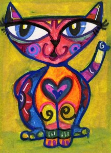 MEXICAN-FOLK-ART-LOVE-CAT_art