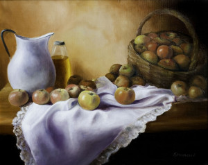 StillLifeWithApples